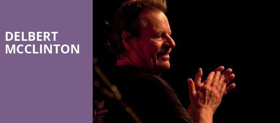 Delbert McClinton, Live at the Ludlow Garage, Cincinnati