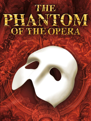 Phantom Of The Opera, Procter and Gamble Hall, Cincinnati