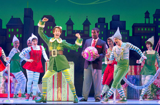 Elf, Taft Theatre, Cincinnati
