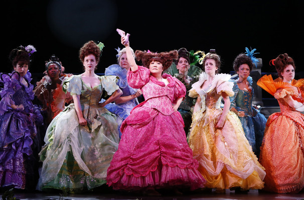 Rodgers And Hammerstein S Cinderella The Musical
