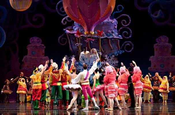 Cincinnati Ballet The Nutcracker Procter And Gamble