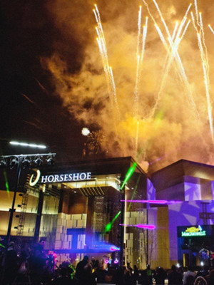 Cincinnati horseshoe casino concert schedule